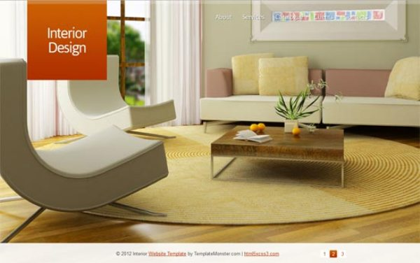 01-Interior-Design-Template-with-jQuery-Background-Slider