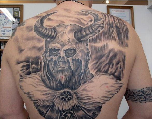 100 Best Back Tattoos For Boys