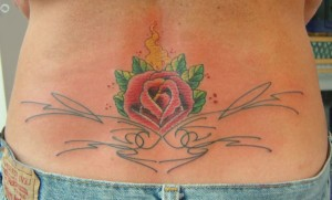 120 Best Lower Back Tattoos For Girls (106)