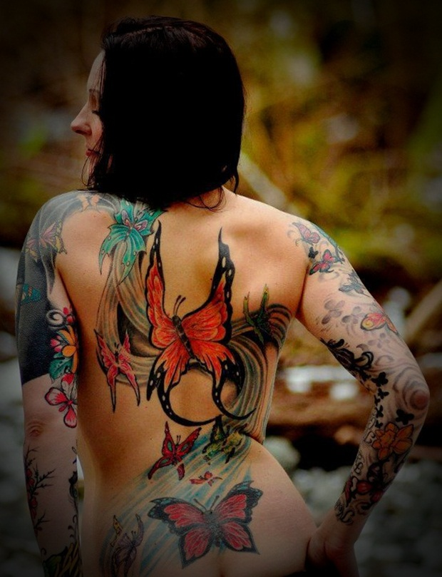 120 Best Lower Back Tattoos For Girls (12)