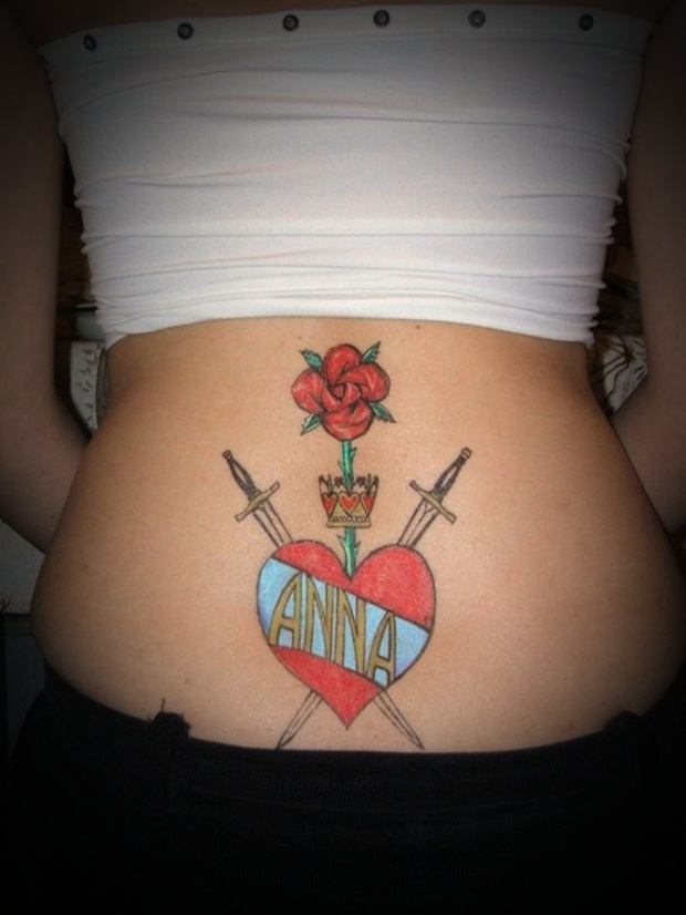 120 Best Lower Back Tattoos For Girls (21)