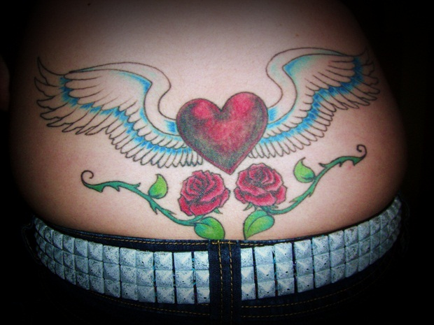 120 Best Lower Back Tattoos For Girls (6)