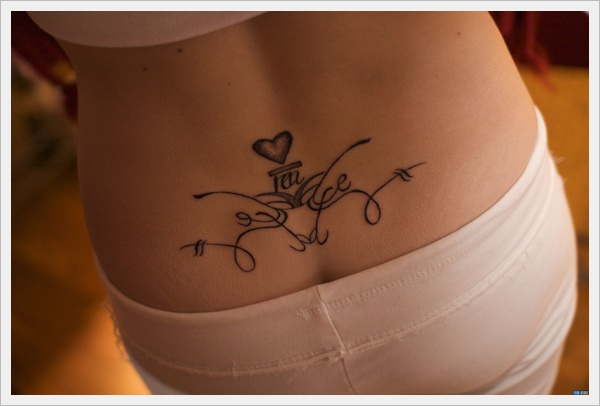 120 Best Lower Back Tattoos For Girls (74)