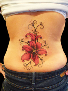 120 Best Lower Back Tattoos For Girls (76)
