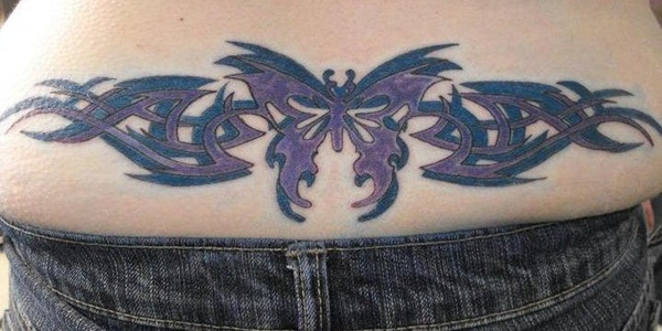 120 Best Lower Back Tattoos For Girls (85)