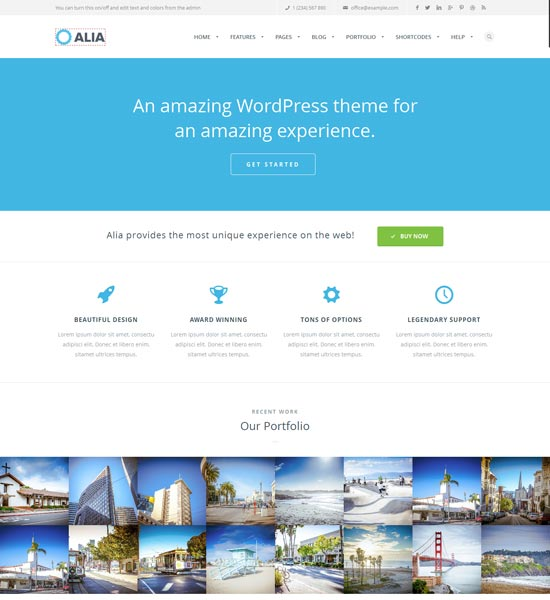 Alia-best-WordPress-theme-2014