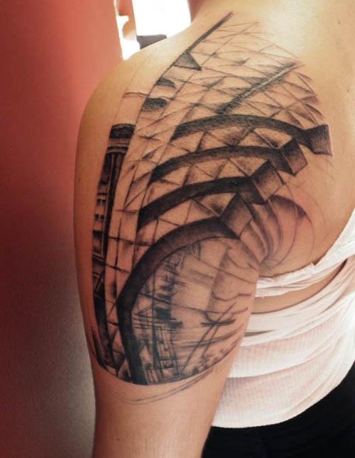 89 amazing 3d tattoo designs of 2016 in vegas malvernweather Choice Image