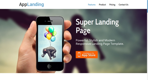App Landing