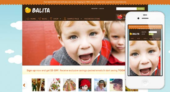 Balita-e-Commerce-Theme