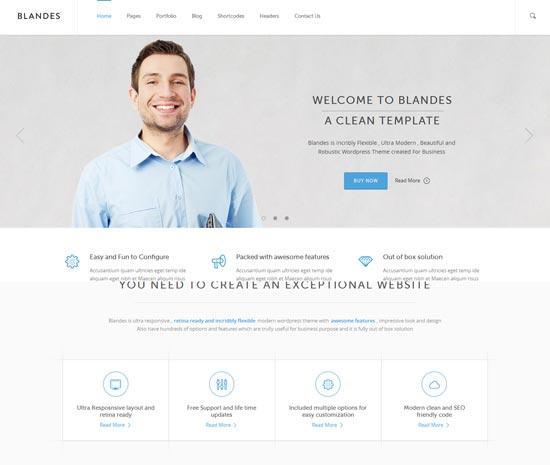 Blandes-best-WordPress-theme-2014