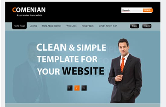 Business-Joomla-Template-with-jQuery-Image-Slider