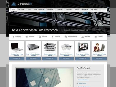 Corporate-Life-joomla-template