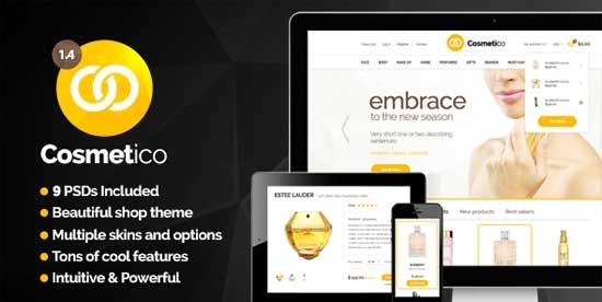Cosmetico-Responsive-eCommerce-WordPress-Theme