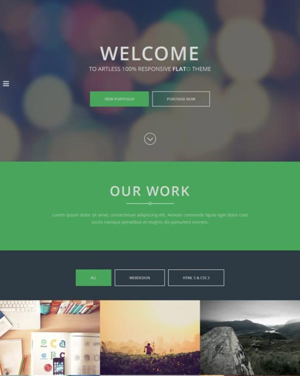 Flato-Parallax-One-Page-HTML-Template