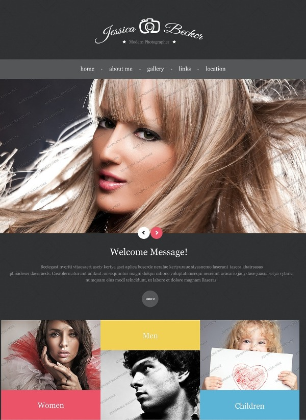Free Bootstrap 3.0 Responsive HTML Template