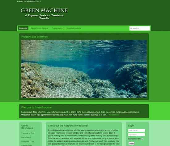 Green-Machine