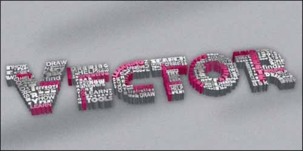 How to Use Typography to Create a 3D Text Effect