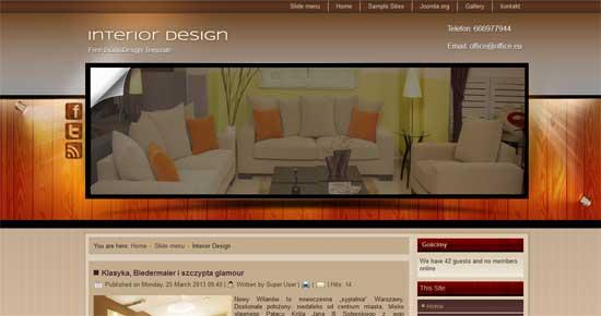 Interior-Design-Joomla