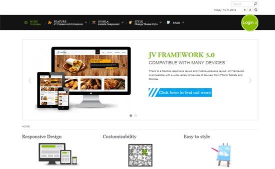 JV-Framework-3.0-Responsive