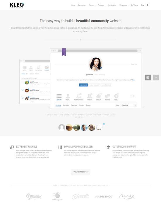 KLEO-Next-level-Premium-WordPress-Theme