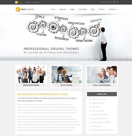 PROBusiness-Multi-Purpose-Corporate-Drupal-Theme