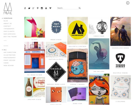 Peak-best-WordPress-theme-2014