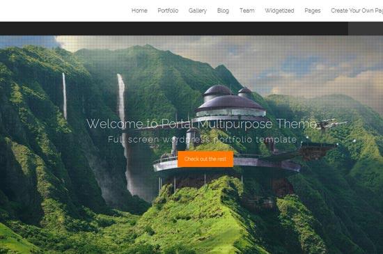 Portal-best-WordPress-theme-2014