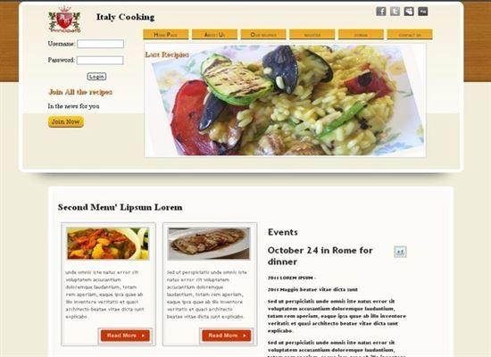 Principato HTML5 and CSS Template