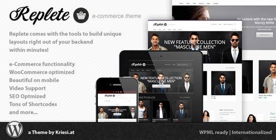 Replete-e-Commerce