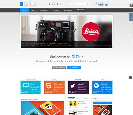 SJ-Plus-Free-responsive-Joomla-template