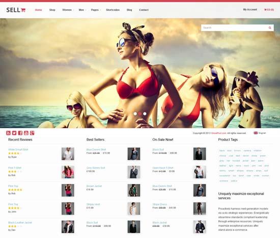 Sell-Responsive-eCommerce-WordPress-Theme