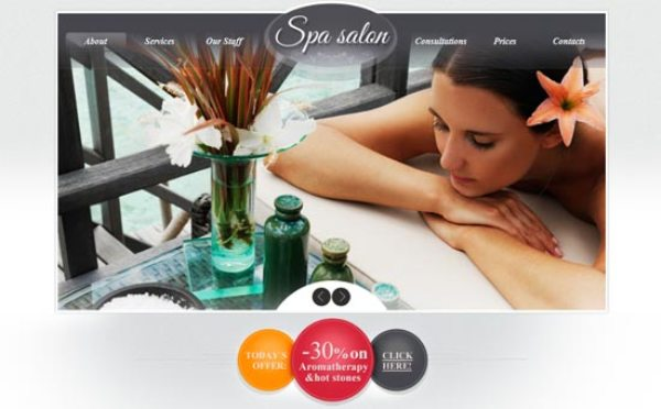 Spa-Salon-HTML5-Template-with-Slider