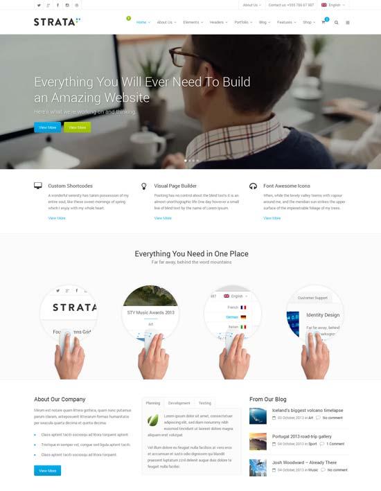 Strata-Professional-Multi-Purpose-Theme