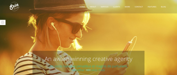 Szia Premium Responsive WordPress Themes