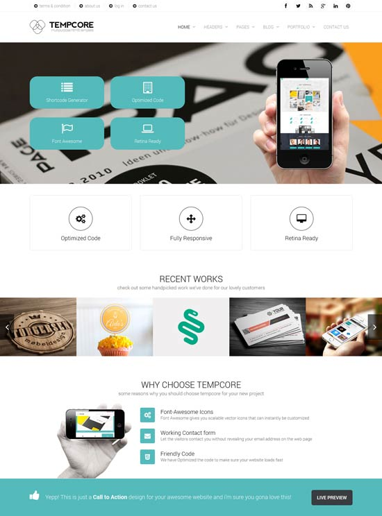 Tempcore-Business-HTML5-Template