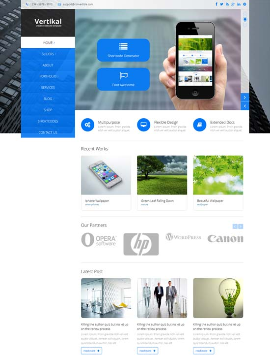 Vertikal-Multipurpose-Business-HTML5-Template