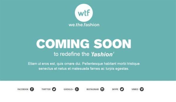 We The Fashion