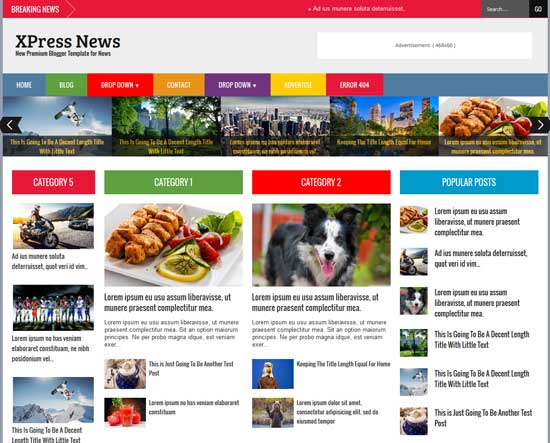 XPress-News-Responsive-Blogger-Magazine