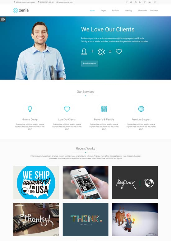 Xenia-Refined-HTML-5-CSS-3-Corporate-Template1