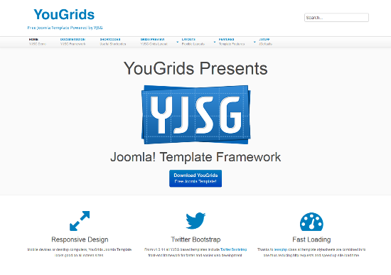 YouGrids For Joomla 1.6 Template - Copy
