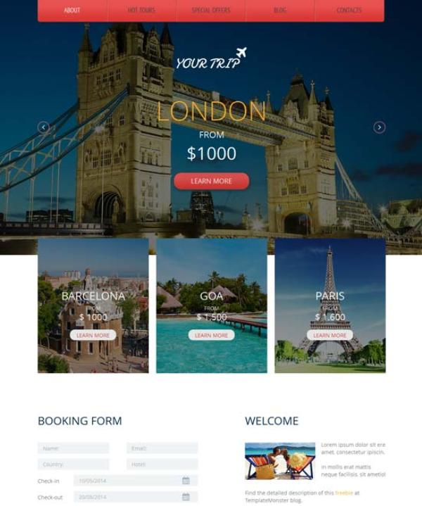 YourTrip-Responsive-Html5-Template