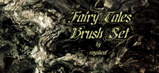 Fairy Tales Brush Set