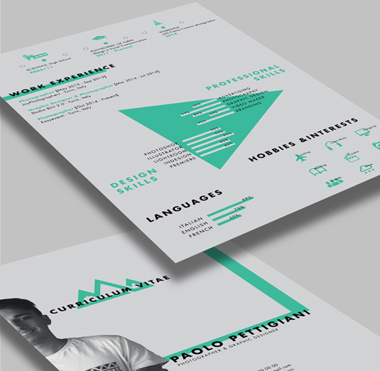 9 Free Resume Templates For Web Designers