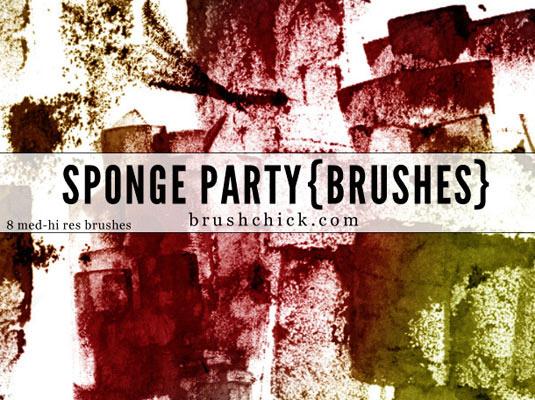 Sponge Party