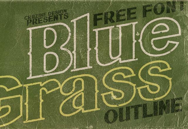 Bluegrass Outline