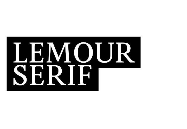 Lemour Serif