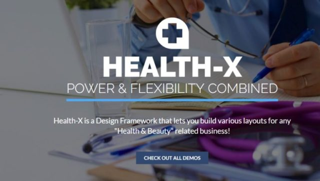 MEDICUS Health and Beauty HTML Templates