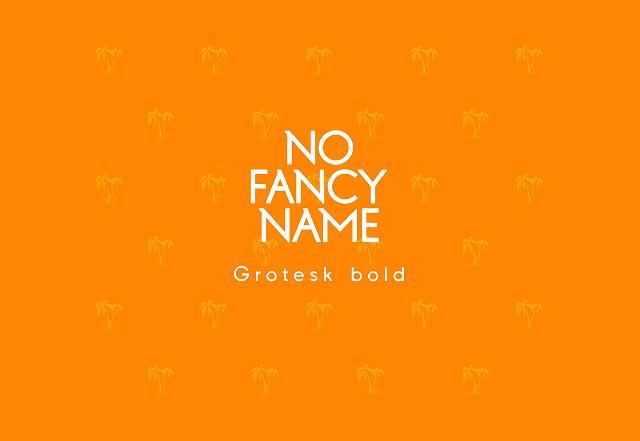 No Fancy Name