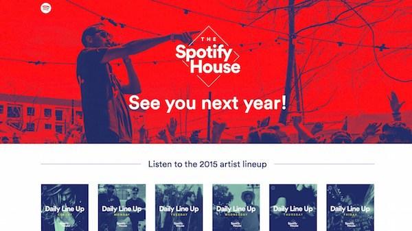 SpotifyHouse