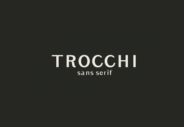Trocchi Sans